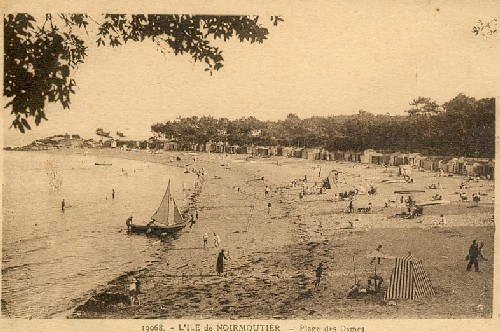 plage des dames 1940 (b)