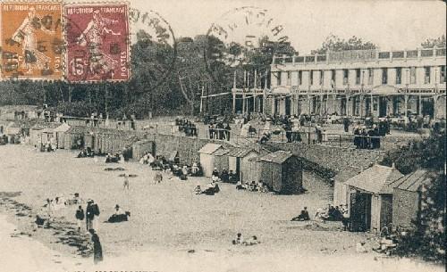 plage des dames 1928