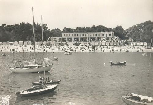 plage des dames 1960