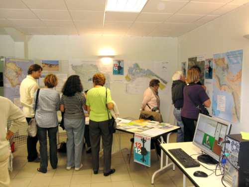 forum des associations 2009 : les visiteurs