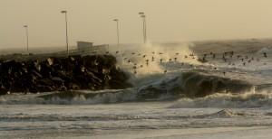 tempête au Morin