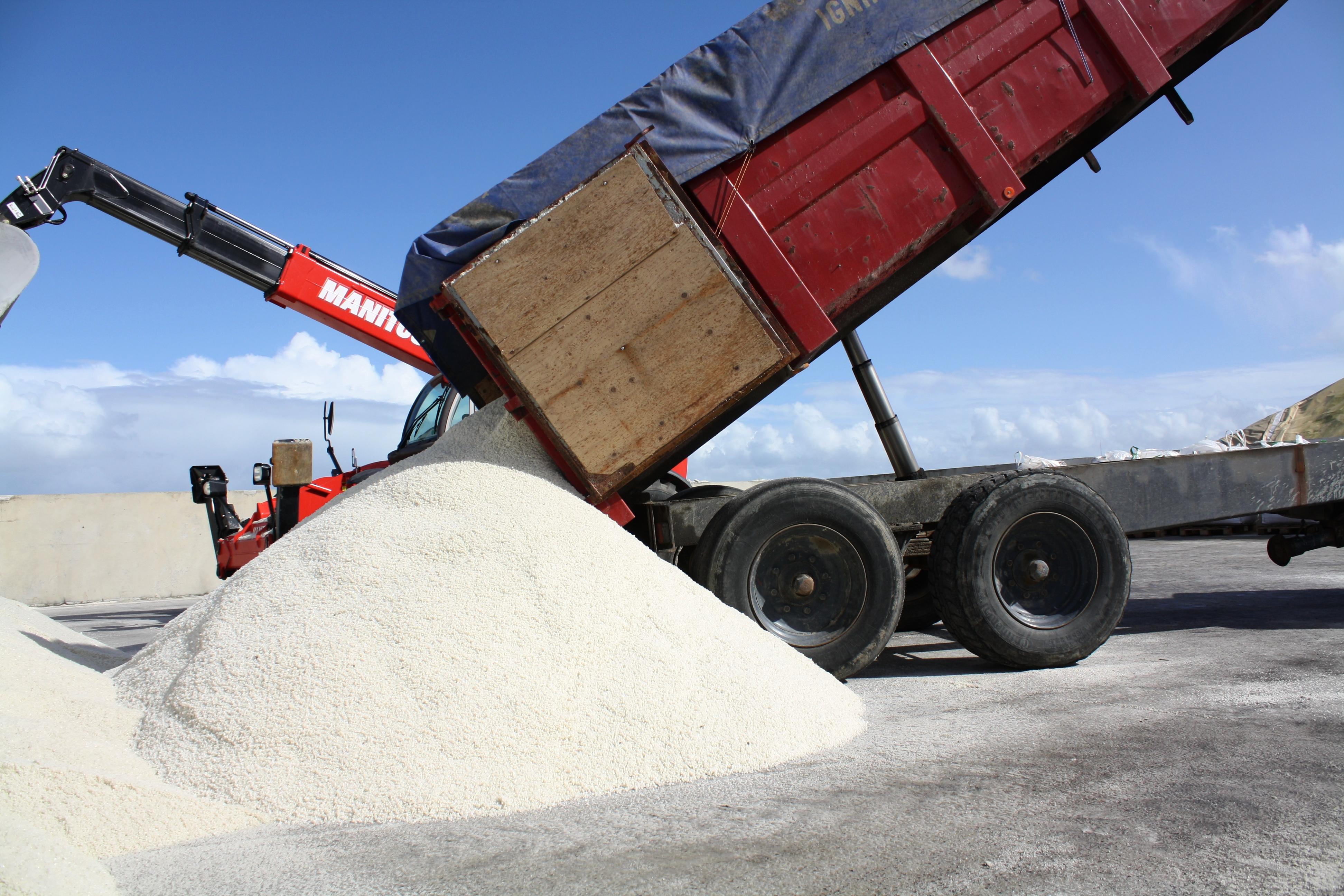 producteur sel de noirmoutier