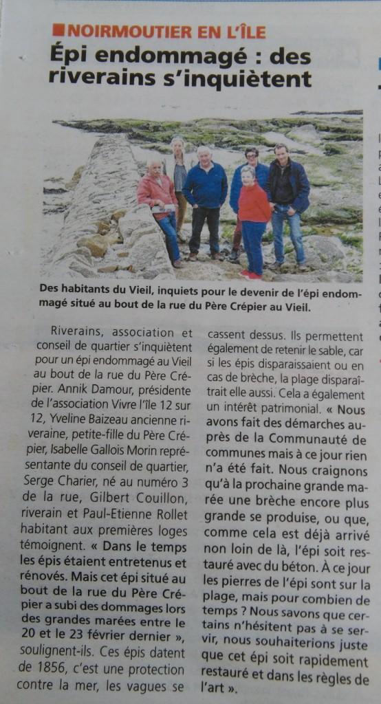 Courrier Vendéen 09 mai 2019 p32
