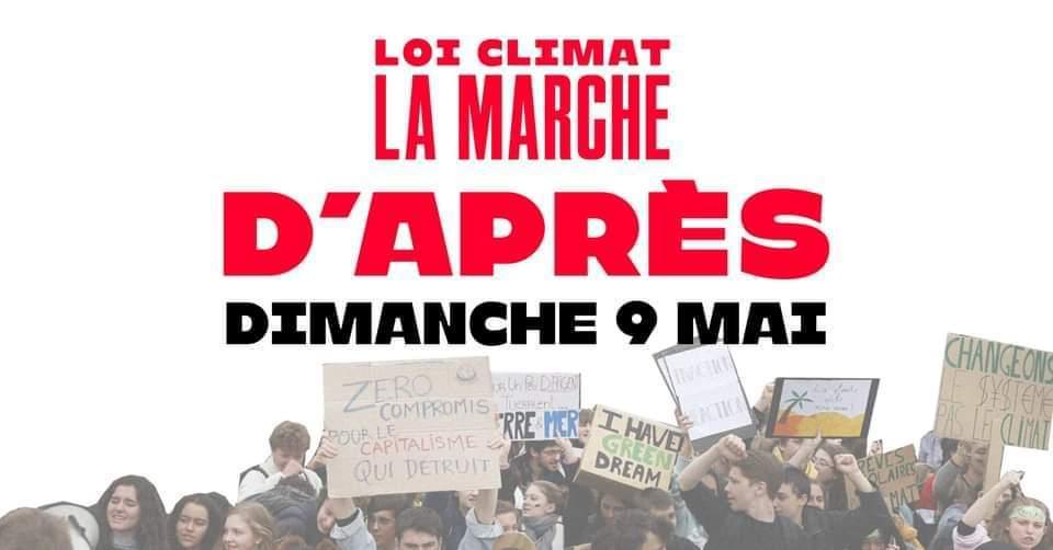 Loi Climat Dimanche 9 mai 2021